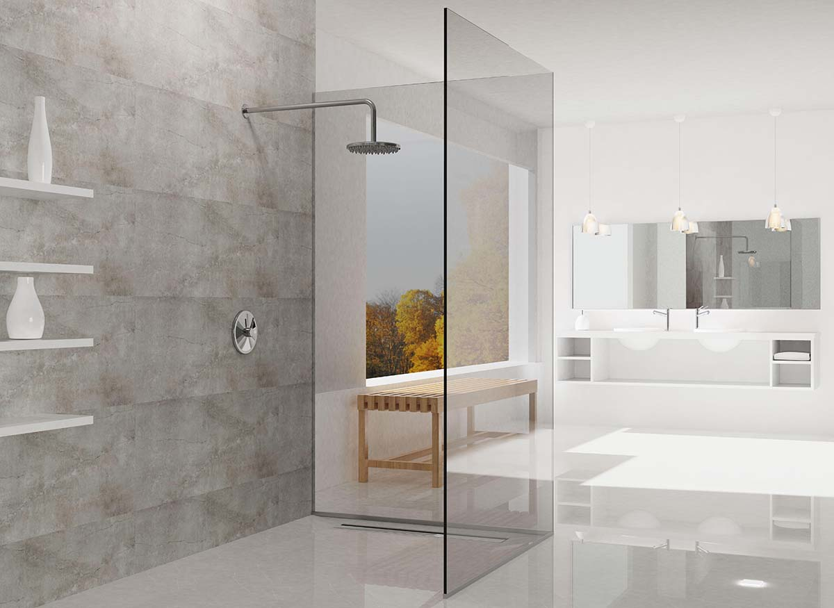 Showers and wet areas waterproofing 1